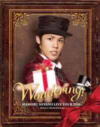 MAMORU MIYANO LIVE TOUR 2010 ~WONDERING!~